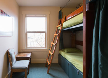Single Bed Dorm Rooms